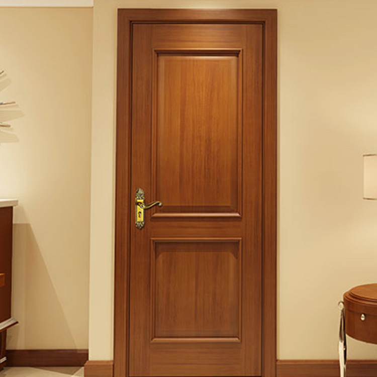 Luxurious Series Black Walnut Interior Door