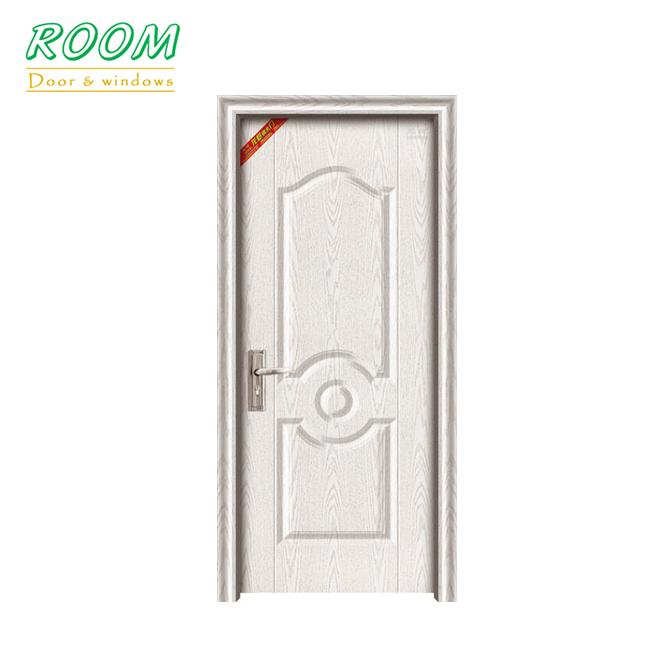 Steel wooden interior door designs
