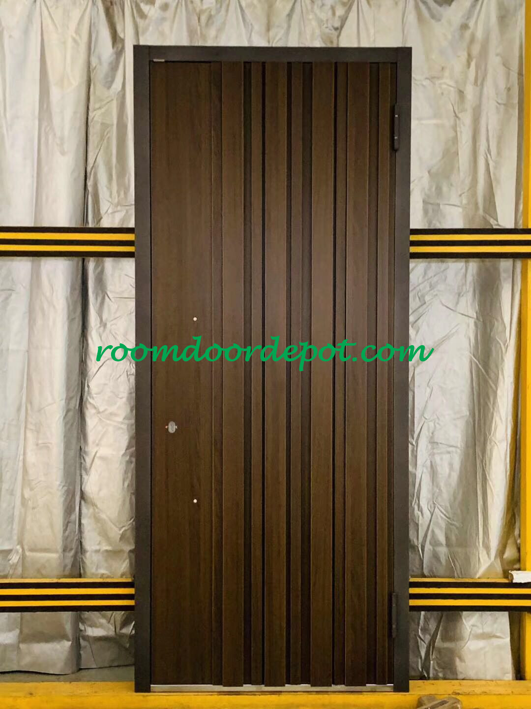 High quality steel security entry doors in modern design