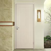 Simple Design PVC Interior Hinged Door