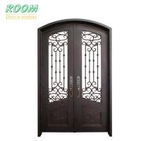 New Safety door wrought iron gate design