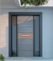 Italy style armoured steel doors design