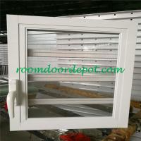 Good price various design louver&jalousie windows from foshan factory directly