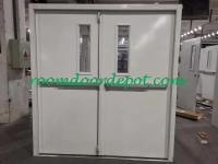 UL standard 180min steel fire rating doors